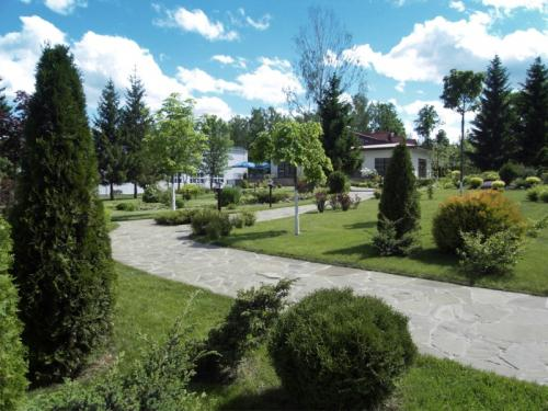 Общественная территория парк-отеля. 5 Га, Тульская обл.